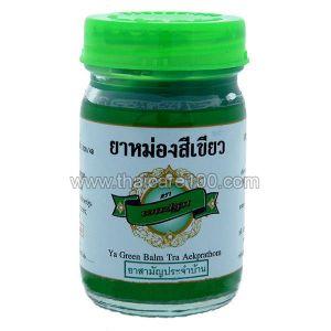 Зеленый бальзам Kongka Herb Green Balm