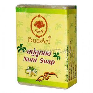 Органическое мыло с Нони BuaSri Noni soap
