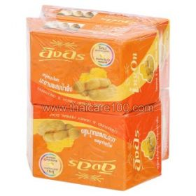 Натуральное мыло для лица с тамариндом и медом Ing On (4 шт)