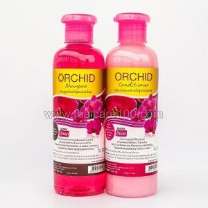 Набор шампунь+кондиционер с Тайской Орхидеей Banna Orchid Shampoo&Conditioner