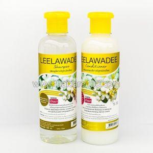 Набор шампунь+кондиционер Франжипани Banna Leelawadee для ослабленных волос