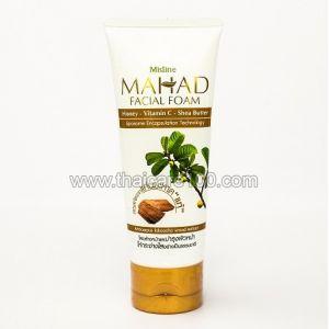 Пенка для умывания Mistine Mahad Facial Foam с медом и маслом Ши