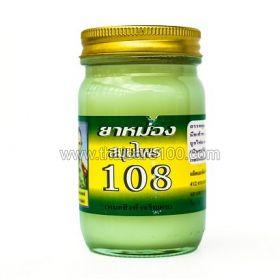 Белый тайский бальзам Доктор Мо Синк на основе 108 ингредиентов