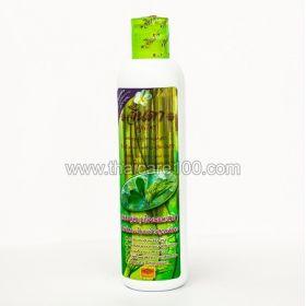Восстанавливающий шампунь Jinda Herbal Shampoo от выпадения волос на рисовом молоке