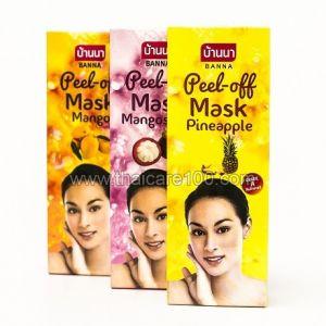 Маска-пленка для лица Banna Peel-off Mask