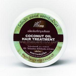 Кокосовая маска для ослабленных и хрупких волос Coconut Hair Mask Nt.Group