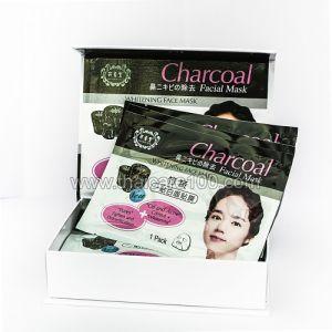 Маска с углем для проблемной кожи Charcoal Face Mask