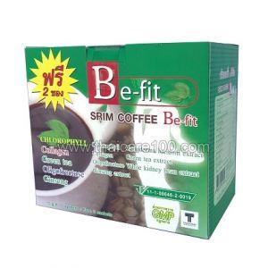 Похудательный кофе с Хлорофиллом и Женьшенем Be-Fit