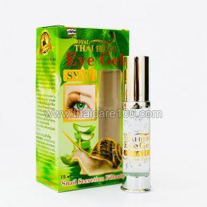 Гель для глаз улиточный Thai Royal Herb Snail Eye Gel
