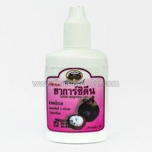 Антибактериальные капли с экстрактом 100% мангустина Abhaiherb