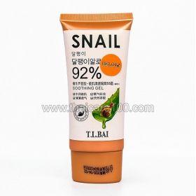 ВВ крем с улиткой T.L.BAI Snail and Aloe BB cream 98%
