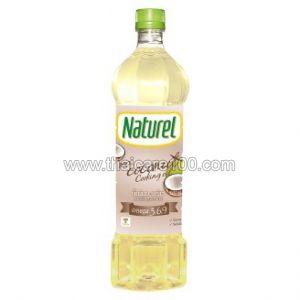 Кокосовое масло для кулинарии Naturel Coconut Cooking Oil