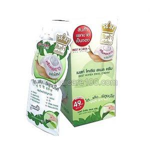 Крем с улиткой Best Korean Snail Cream