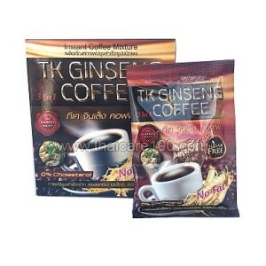Кофейный напиток с женьшенем TK Ginseng Coffee Instant Mixture