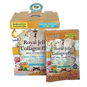 Диетический напиток с маточным молочком и коллагеном Royal Jelly Collagen Plus