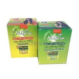 Маска для волос Lolane Natura с Жожоба и Подсолнечником