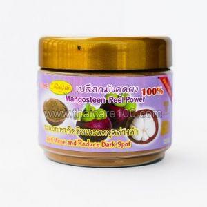 Натуральная маска-пудра из кожуры Мангостина для проблемной кожи Mangosteen Peel Off Powder