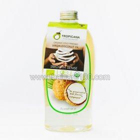 Натуральное 100% кокосовое масло холодного отжима Tropicana Coconut Oil