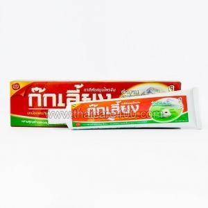 Зубная паста с лотосом и женьшенем Kokliang Chinese herbal toothpaste