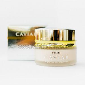 Ночной крем с экстрактом черной икры Mistine Caviar Night Cream