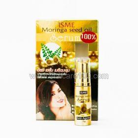 Антивозрастная сыворотка для лица на основе масла моринги Isme Moringa Seed Oil