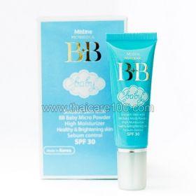 BB Baby Face маскирующий и матирующий крем для лица от Mistine