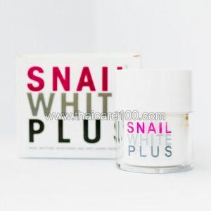 Омолаживающий крем для лица с улиточным муцином усиленного действия Snail Extra Plus Cream