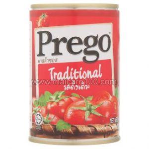 Оригинальный соус Prego Traditional Pasta Sauce
