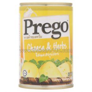 Кремовый сырный соус с травами Prego Cheese & Herbs Creamy Pasta Sauce