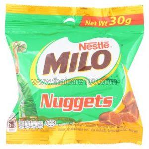 Шоколадные наггетсы Milo