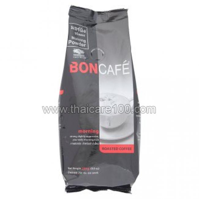Утренний молотый кофе Bon Café Morning Roasted Coffee Powder
