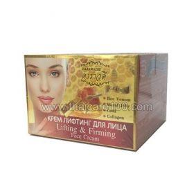 Антивозрастной крем с пчелиным ядом Lifting&Firming Face Cream Darawadee