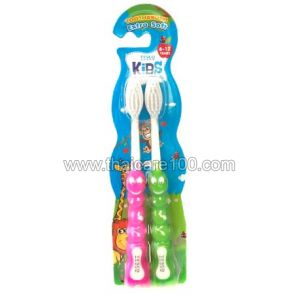 Набор экстра-мягких зубных щеток гусенечки Tesco