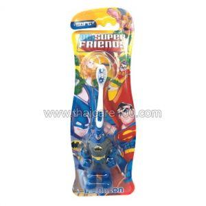 Детская зубная щетка Супер-герои Бэтман Denticon