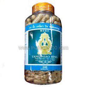Змеиные капсулы Tang Niao Bing для лечения диабета