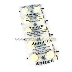 Таблетки от изжоги Antaсil