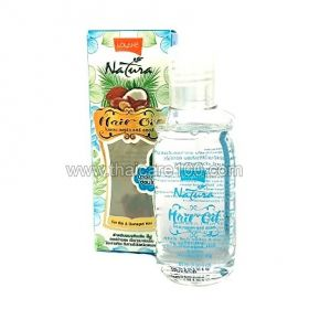 Ежедневное масло-уход Daily Hair Oil для волос на основе кокосового масла