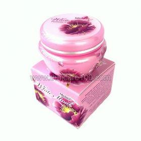 Кремовые духи с феромонами Mistine Perfume White Musk Cream