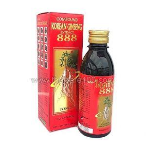 Настойка женьшеня Compound Korean Ginseng Extract 888