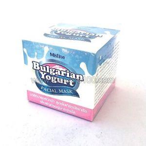 Питательная маска для лица с болгарским йогуртом Mistine