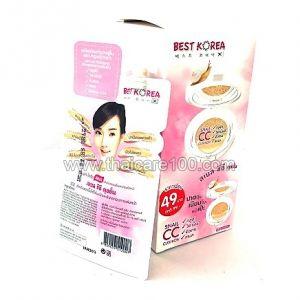 СС крем с улиточным муцином Best Korea CC Cream