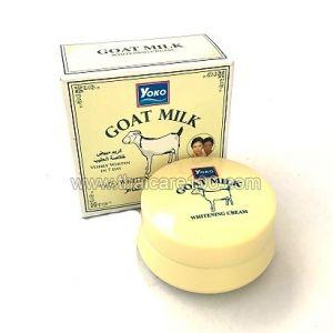 Отбеливающий крем с козьим молоком Yoko Goat Milk Cream