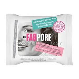 Матирующие салфетки для жирной кожи Soap & Glory The Fab Pore Oily Combination