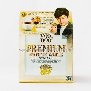 Сыворотка для лица Voodoo Premium Booster White Syn-Ake: сенсация в косметологии