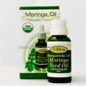Органическое100%  масло Моринги  холодного отжима