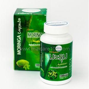 Натуральные капсулы 100% Моринга масличная для иммунитета