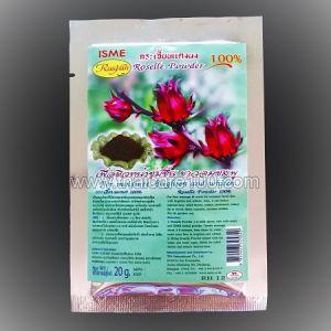 Натуральный универсальный порошок из цветка Гибискус от Isme