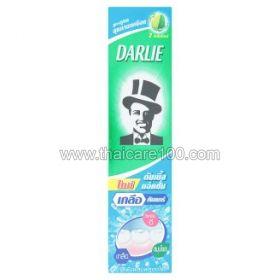 Двойная защита зубов и десен зубная паста Darlie Double Action Salt Gum Care (160 гр)