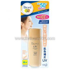 Идеальный СС крем Bioré UV Color Control SPF50+ PA+++ CC Milk