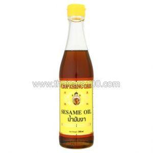 Натуральное кунжутное масло Chop Kheng Ghee Sesame Oil (300 мл)